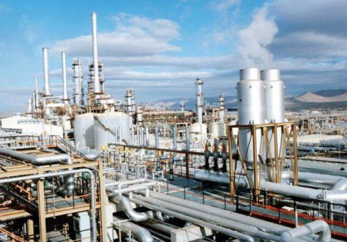 طرح احداث پایانه نفتی در منطقه ویژه اقتصادی بندر خلیج فارس با نرم افزار کامفار Comfar