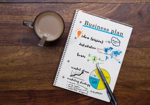 تدوین طرح کسب و کار